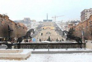 Ձմեռային Հայաստան