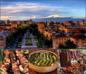 Գաստրոնոմիկ տուր Հայաստանում