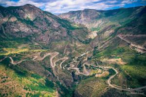 Հայաստանի ճանապարհներով
