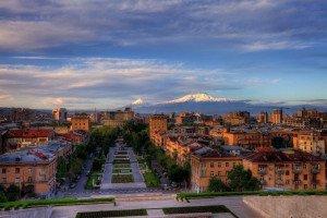 Շրջայց Երևան քաղաքում- Արարատ կոնյակի գործարան
