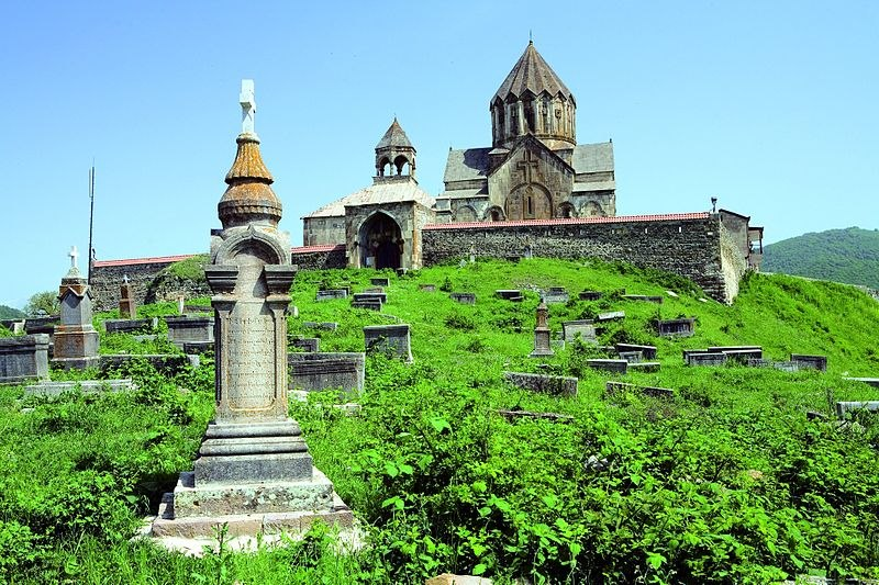 Гандзасар - армянский манастырь